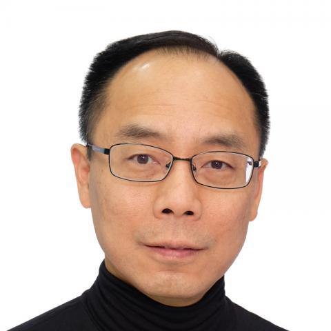 Headshot of Winston Kiang