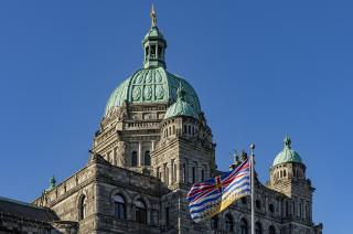 BC Legislative Assembly building