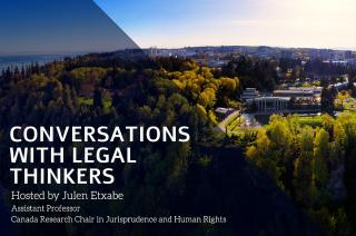 Conversation with Legal Thinkers